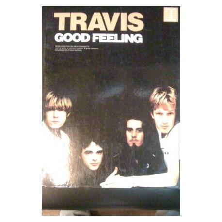 Travis Good Feeling Ed Sony Music Publishing Melody music caen