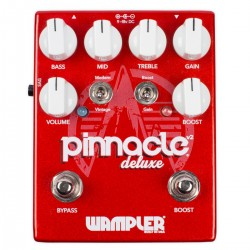 Wampler Pinnacle Deluxe USA Melody music caen