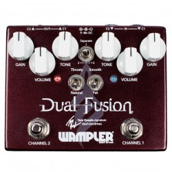 Wampler Dual Fusion Melody Music Caen