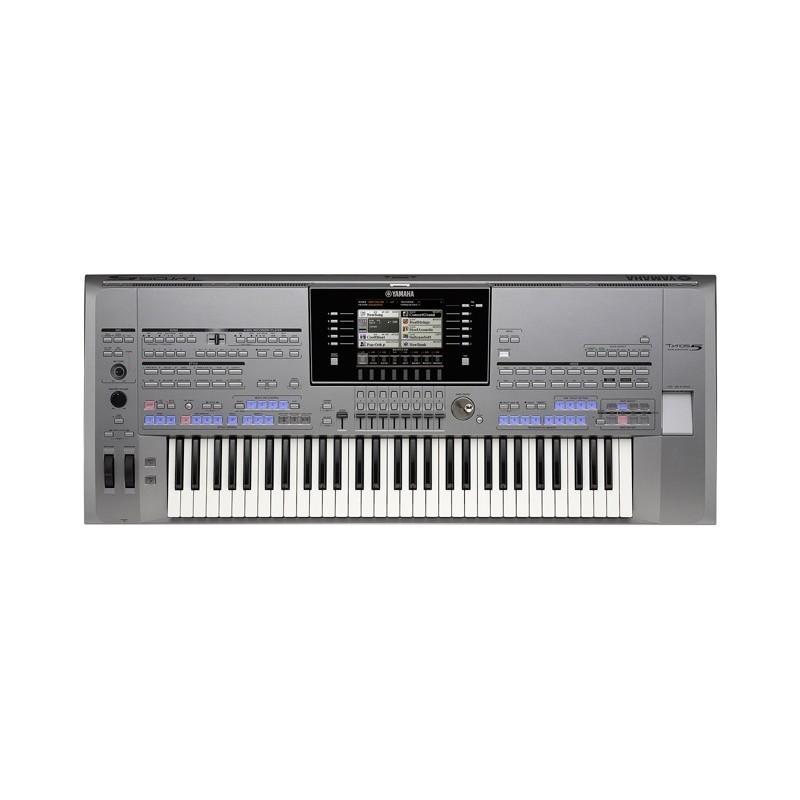 Yamaha Tyros 5 61 notes Pack XL Melody music caen