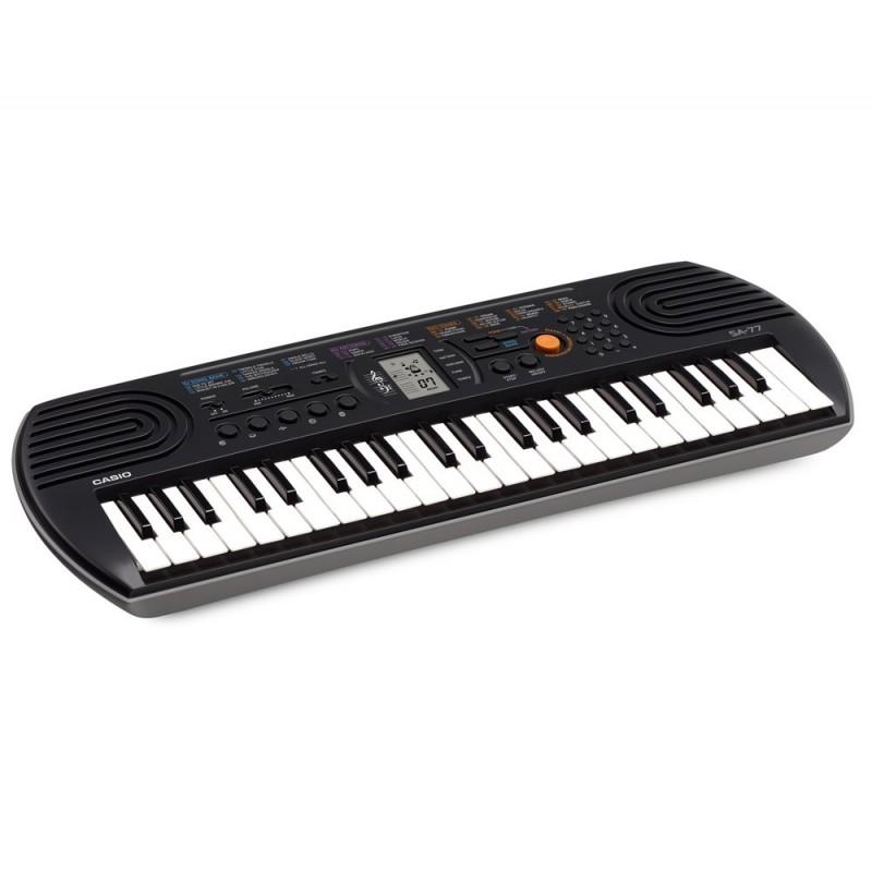 Casio SA77 Guide Chant