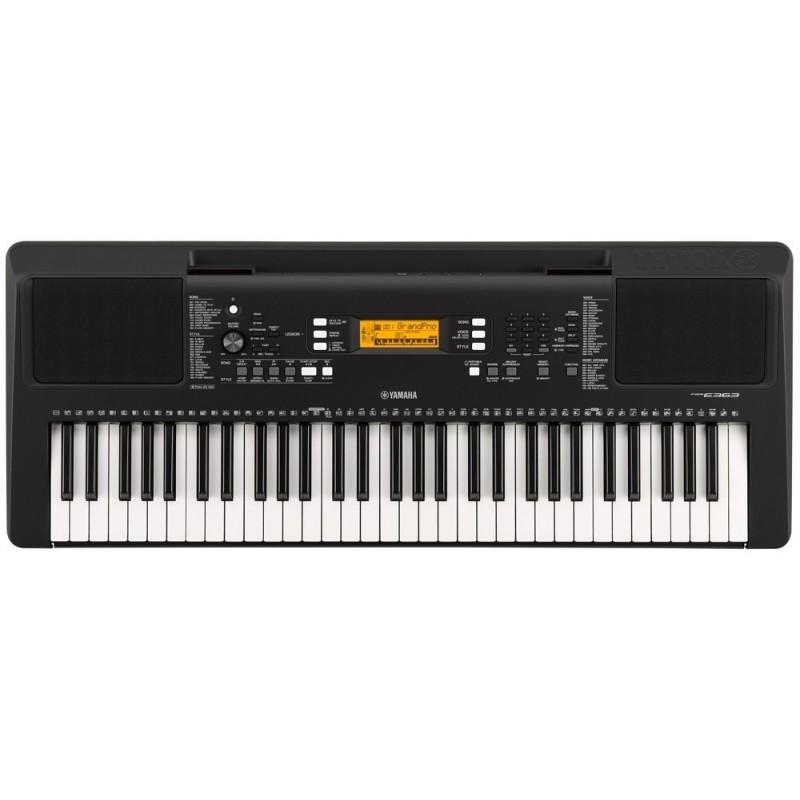 Yamaha PSR-E363 Melody Music Caen