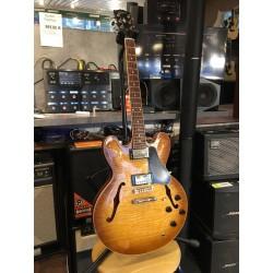 Gibson ES335 Honey Burst Occasion Melody music caen