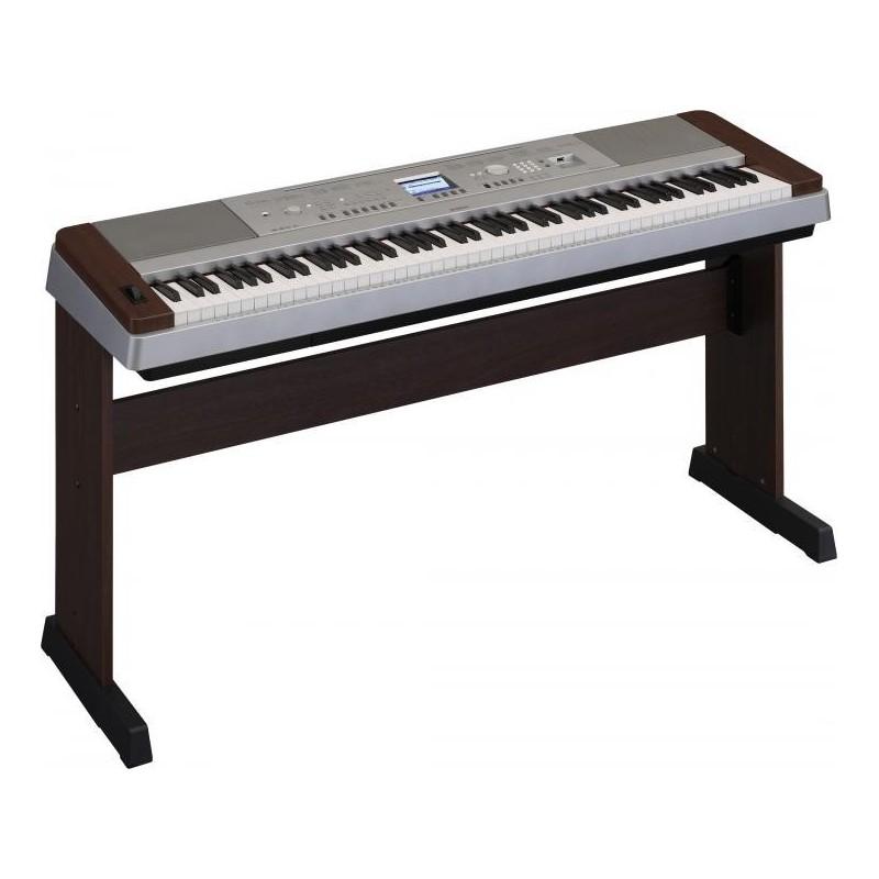 Portable Yamaha DGX640W Melody music caen