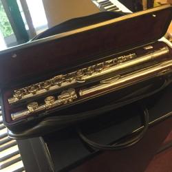 Yamaha YFL281S Flute traversiére Occasion Melody music