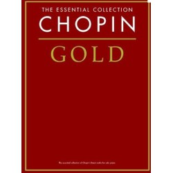 The essential collection Chopin Gold Melody music caen