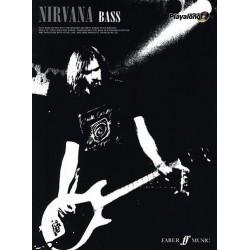 Playalong Nirvana Bass Ed Faber Music Melody music caen