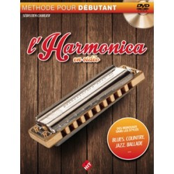 Méthode : L'harmonica en vidéo