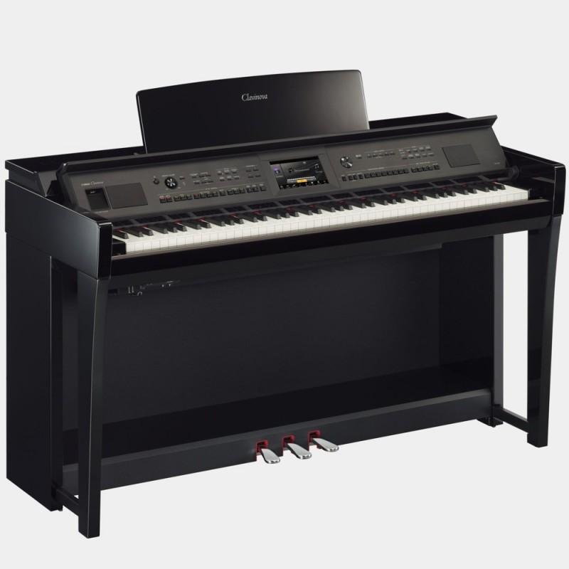 Yamaha CVP-805PE Clavinova Melody music Caen