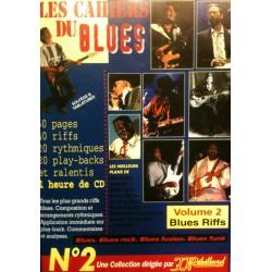 Les cahiers du Blues N°3 Blues Jam Ed Rébillard Melody music caen