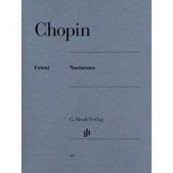 Nocturnes Chopin Urtext HN185