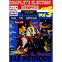 Rébillard Complete electric Guitars Vol3 Rock, Metal, Blues, Fusion