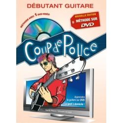 Coup de Pouce Débutant Guitare DVD Denis Roux Ed Coup de Pouce