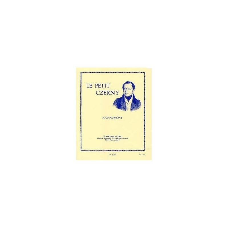 Le petit Czerny H.CHAUMONT Melody music caen