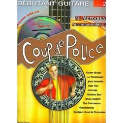 Coup de Pouce Guitare Vol2 Denis Roux Ed Coup de Pouce