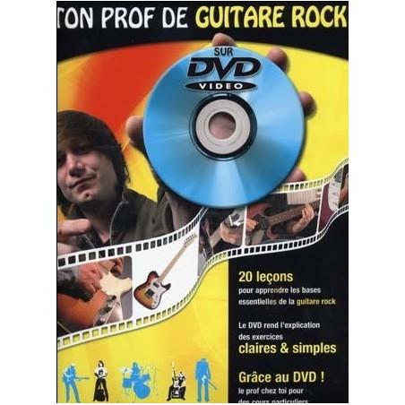 Ton prof de guitare Rock Ed Coup de Pouce
