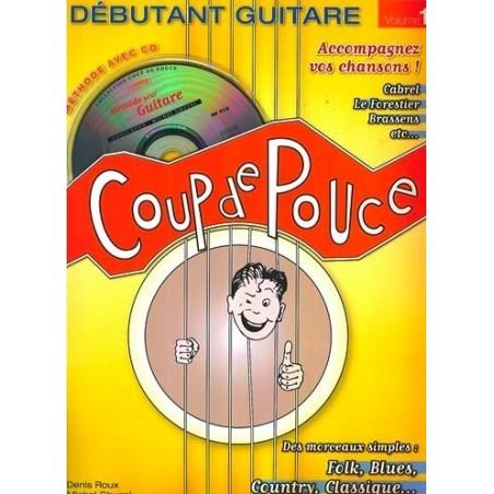 Coup de Pouce Guitare Vol. 1