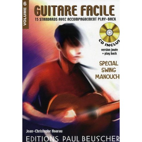 Guitare Facile Vol8 Special Rock Vol2 Ed Paul Beuscher Melody music caen