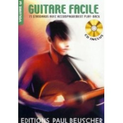 Guitare Facile Vol3 Ed Paul Beuscher