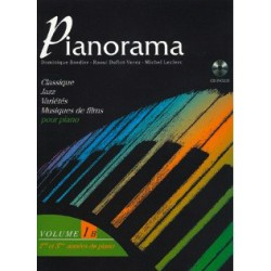 Pianorama Vol. 1B