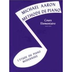 Etude de Piano Modernisée Cours Elémentaire Vol1 Michael Aaron Ed Alfred Publishing Melody music caen