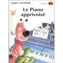 Le Piano Apprivoisé Vol1 Sophie Allerme Ed Billaudot