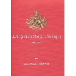 La Guitare Classisque VolD Jean Yves Mourat Ed Combre