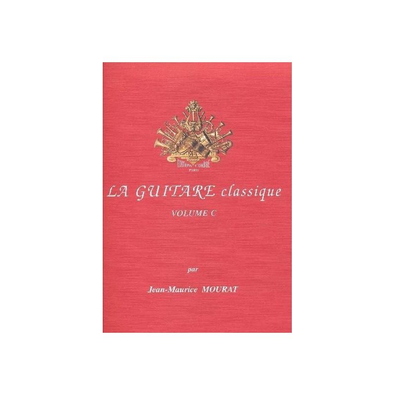 La Guitare Classisque VolD Jean Yves Mourat Ed Combre Melody music caen