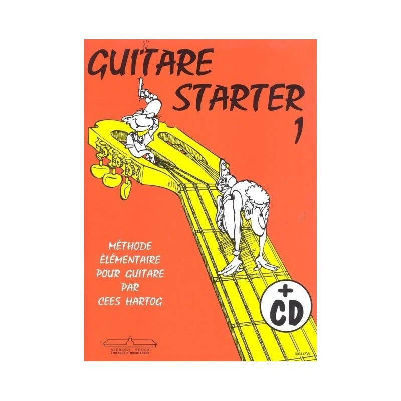 Guitare Starter Vol1 Melody music caen