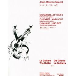 Guitariste...et vous Jean Maurice Mourat Ed Billaudot