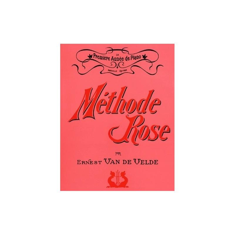 Méthode Rose Melody music caen