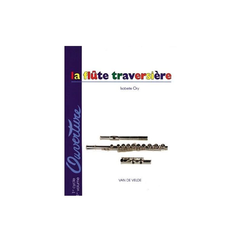 La flûte traversière Isabelle Ory Vol1 Ed Van de Velde Melody music caen