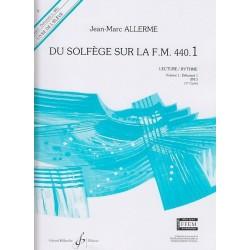 Du Solfège sur la FM 440.1 Lecture Rythme