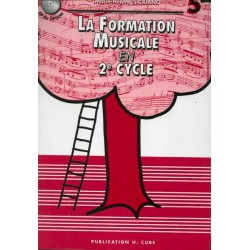 La Formation Musicale Vol5 en 2è Cycle