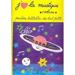 J'aime la musique Vol. 1