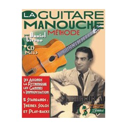 Methode de guitare manouche Melody music caen