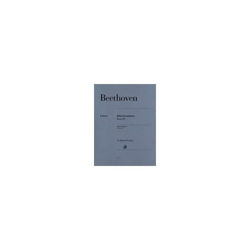 Klaviersonaten Band I Beethoven Urtext Melody music caen