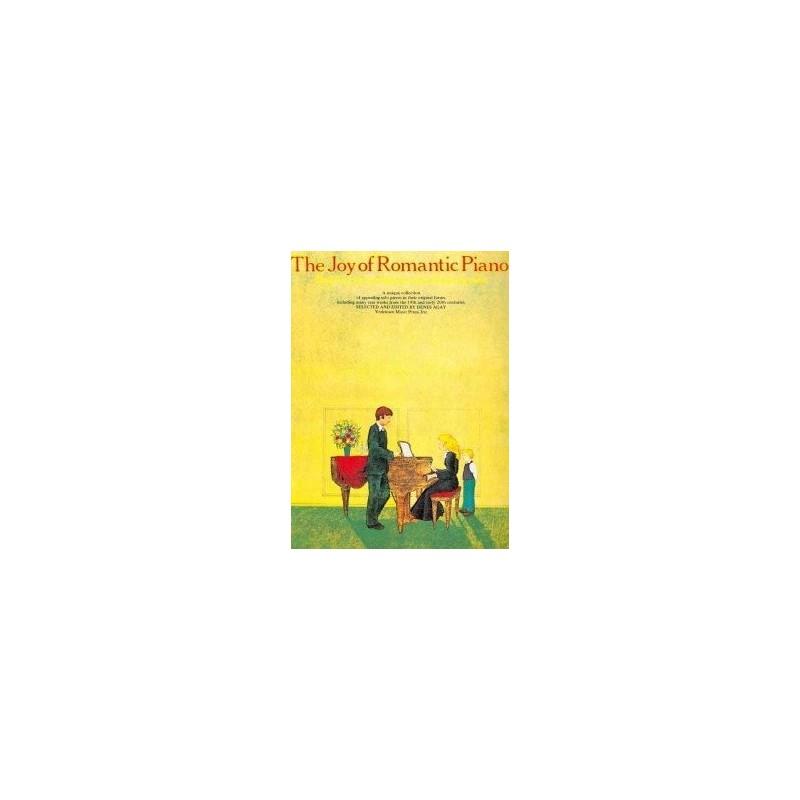 The joy of romantic piano Denes Agay Melody music caen