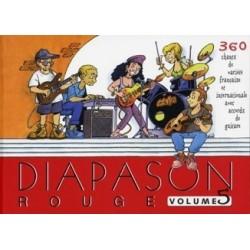 Diapason rouge Vol. 5