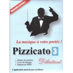 Pizzicato Logiciel Editeur de partitions Version Loisir