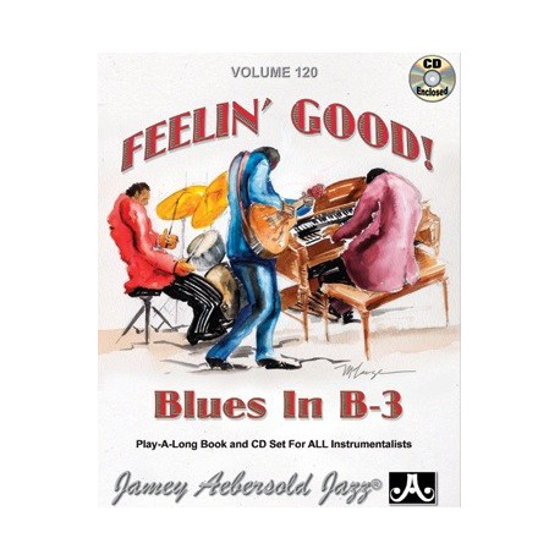 Feelin  good Vol120 Aebersold Melody music caen