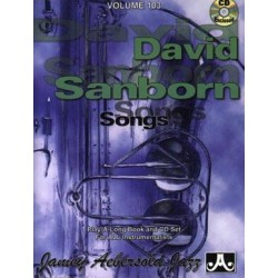 Aebersold Vol103 David Sanborn