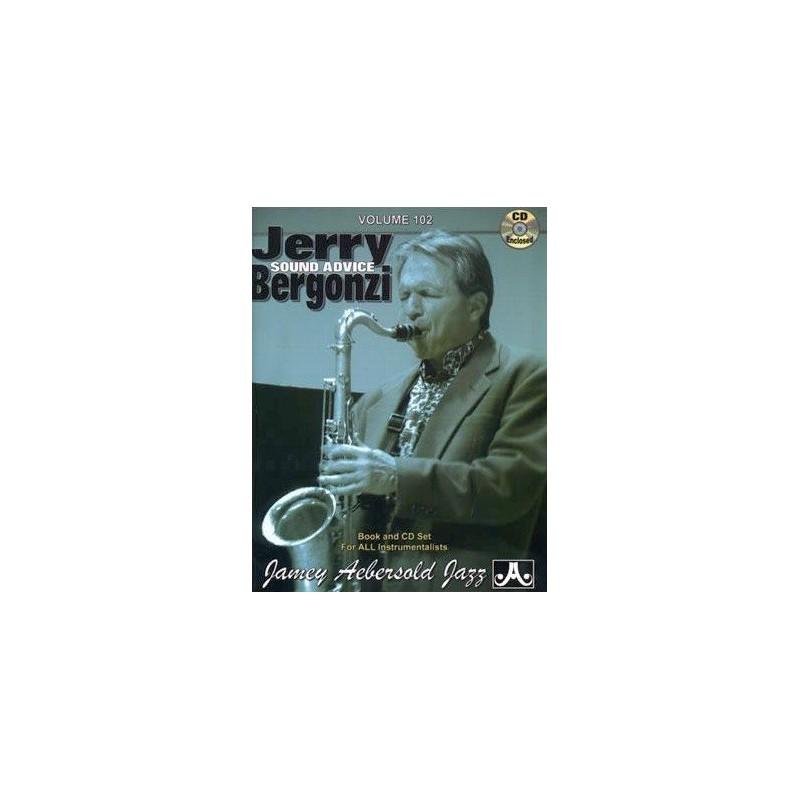 Jerry sound advice Bergonzi Vol102 Aebersold Melody music caen