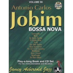Aebersold Vol98 Antonio Carlos Jobim