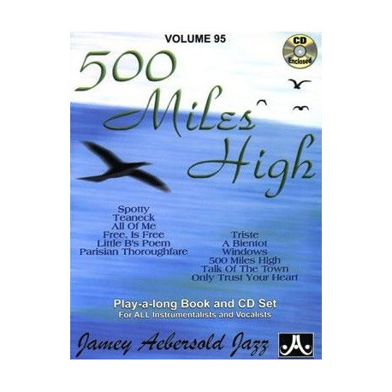 500 miles high Vol95 Aebersold Melody music caen