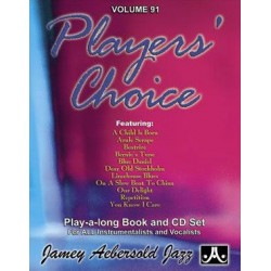 Aebersold Vol91 Players' choice