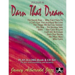 Aebersold Vol89 Darn that dream