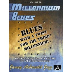 Aebersold Vol88 Millennium Blues