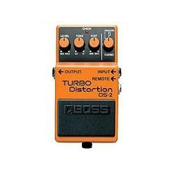 BOSS DS-2 Turbo Distortion Melody music caen