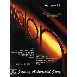 Aebersold Vol79 Avalon